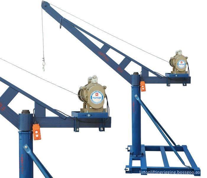 500kg small crane