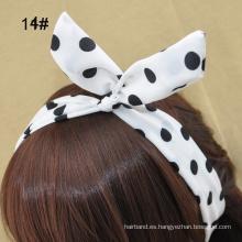 Accesorios para el cabello Polkadot Headband (HEAD-212)
