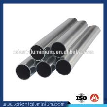 Profil ovale en aluminium
