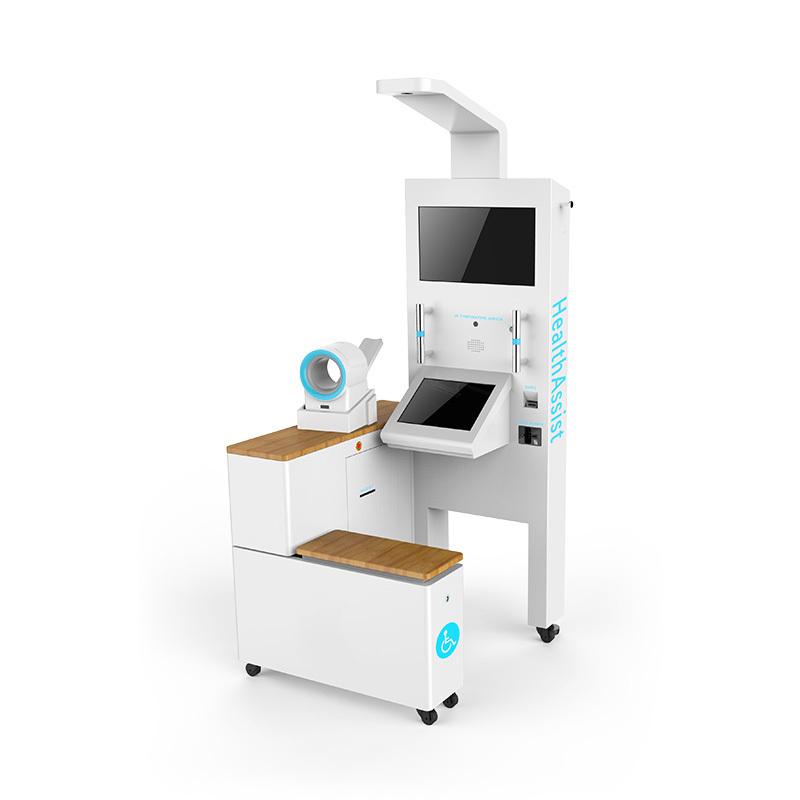 body check-up station