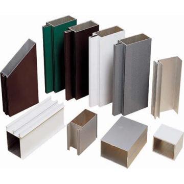 5500 Ust Алюминиевый алюминиевый профиль профиля Экструзия Индивидуальные секции