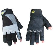 Flexible Construction Working Mechanical Safety Hand Protect Glove