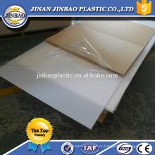 "Lámina de plexiglás acrílica esmerilada 48 ""x96"" 2 mm 3 mm para material plástico"
