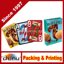 Cartões de jogo maravilhosos dos Wieners (430200)