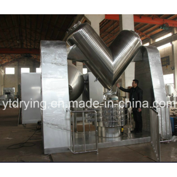 Instant Tea Powder Mixing Drying Equipment