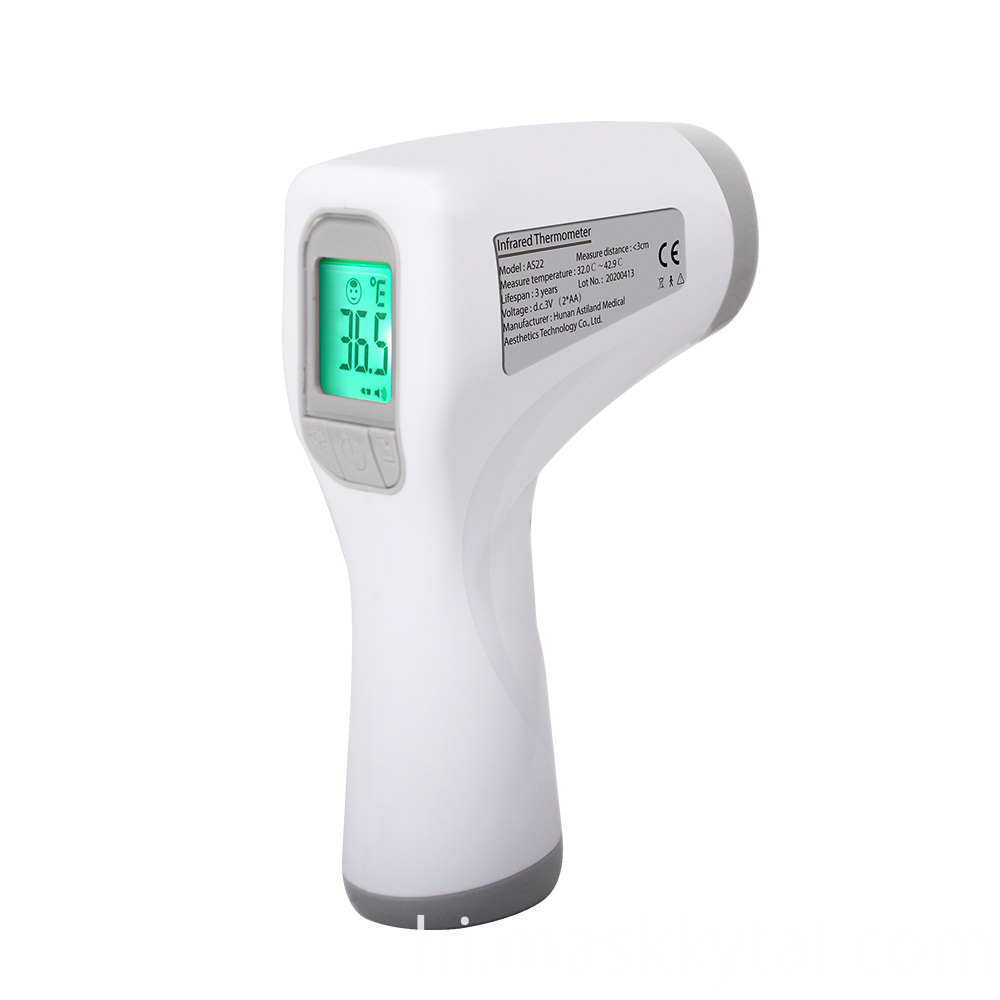 Non Contact Infrared Thermometer Gun