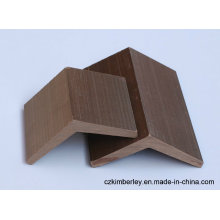 Environmental-Protecting Wooden Plastic Composite WPC Edge