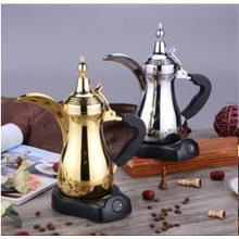 Un interrupteur rétro style cafetière de style arabe