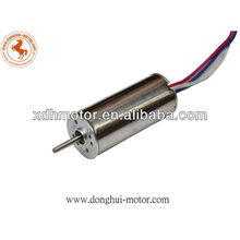 Coreless small dc motor for toy 12V DC Micro toy Motor