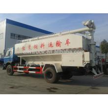 12m3 dongfeng bulk feed truck, 4x2 china bulk feed discharge truck