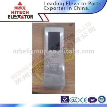 Panel de llamada del elevador / con el botón redondo