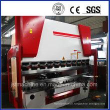 Freio de Prensa CNC Hidráulico de Folha de Metal 125ton