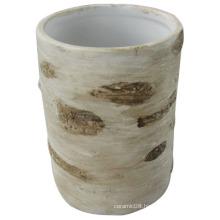 Ceramic Jar for Home Decoration with Handmade