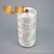 Polythen (PE) und Polypropylen (PP) Seil 3 Stränge