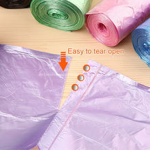 Home Waste Bin Plastic Trash Can Liners
