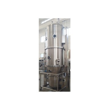FL Series Fluidized Bed Dryer And Pharmaceutical Granulator / Pelletizing Machine