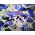 Printing Organza Silk Satin Fabric