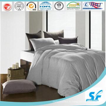 Мягкое белое маленькое одеяло из утиных перьев, одеяло, одеяло (SFM-15-123)