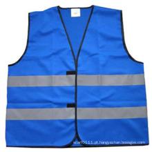CE En471 Azul Visibilidade Alta Segurança Reflexiva Segurança Vest (YKY2805)