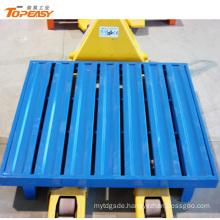 heavy duty single-side steel euro pallets for sale