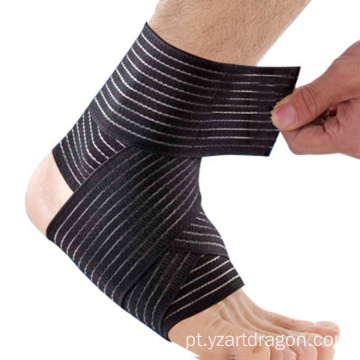 china factory High quality breathable waterproof sports adjustable ankle support brace strap