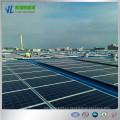 Soporte de soporte de techo de metal de montaje en techo de hojalata solar