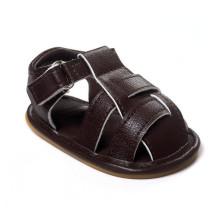 2016 mais novo design confortável Sandálias de bebê de verão
