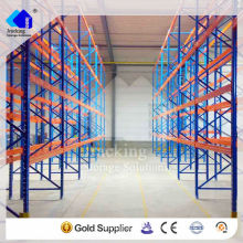 Jracking top selling EU standard size space saver 2nd hand pallet racking