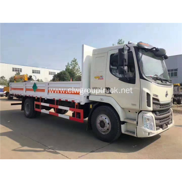 4x2 Van Dangerous goods transport truck for sale