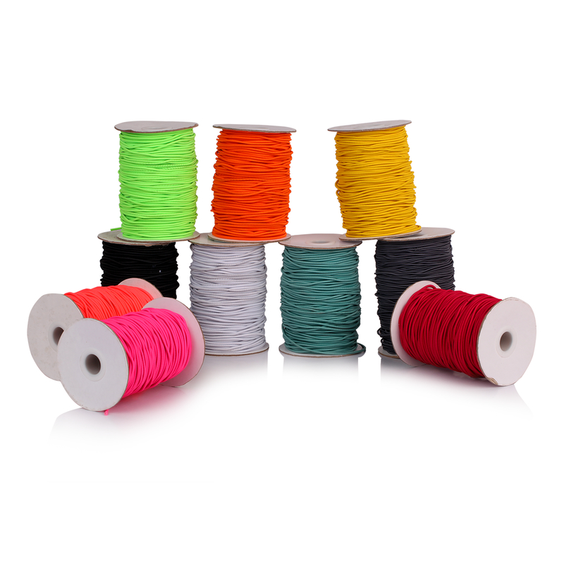 Elastic Braided Cord Elastic String For Clothes
