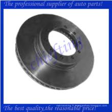 5000450158 5600210422 5000545242 5000297808 pour RENAULT Midliner Maxter disque de frein de camion