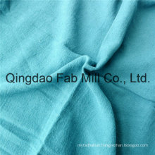 High Quality Linen/Cotton Single Yarn Fabric (QF16-2524)