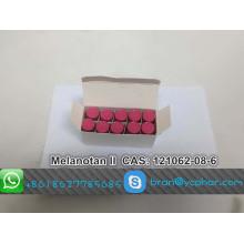 Péptido ampliamente usado del edificio del músculo Melanotan II CAS: 121062-08-6