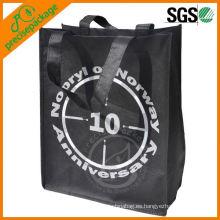 bolso no tejido reciclable de los nuevos productos para hacer compras, bolso de compras no tejido de los pp, precio no tejido del bolso de los pp