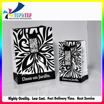 Romantische Papiertüte / Liebe Papier Geschenk Tasche mit Band / Geschenk Taschen