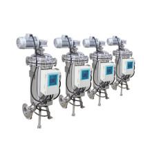 Automatische Saugbürstenreinigungsfilter zum Entfernen suspendierter Feststoffe