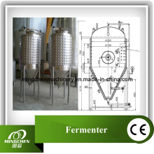 Jacketed Fermenter Juice Fermenter