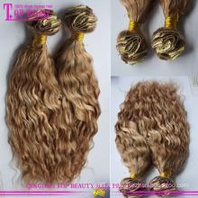 Высший сорт бразильского Реми клип в наращивание волос 220г Реми клип в наращивание волос