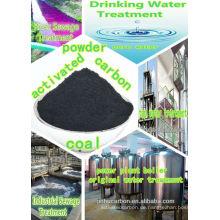 Pulver-Aktivkohle für Biochemikalien zum Verkauf