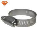 abrazadera industrial del cable de la manguera del tubo de acero de carbono