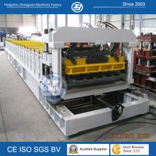 Машина для производства рулонной плитки для крыши (XYYX27-190-950)