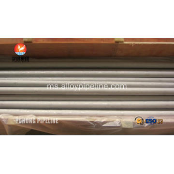 Paip Steel Suhu Tinggi ASTM A376 TP321H