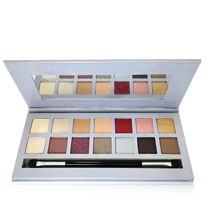 private name eyeshadow palette