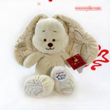 Натуральная плюшевая игрушка из органического кролика (TPYE0282)