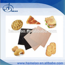 Teflon washable bread bag for oven and toaster