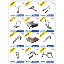 Kundenspezifische Zeichnung Design Aluminium Druckguss Teile