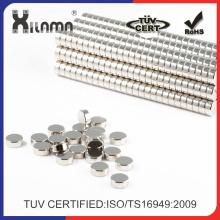Disc-Magnete Neodym N35 N45 N40 N42 N38 N48 N52 etc.