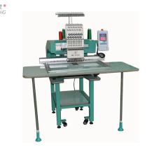 Alta velocidade automática garment Single cabeça máquina de bordar 12 agulha