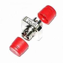 Atenuador de fibra óptica SC 1310nm, atenuador de fibra lc / atenuador óptico lc fc singlemode com baixa perda