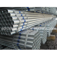 12-Meter Long Pre-Galvanized Steel Pipe for Special Use
